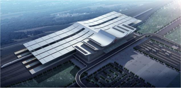 新衡阳站及配套工程